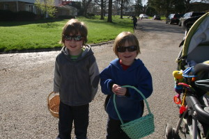 Rogers Boys Easter 2015